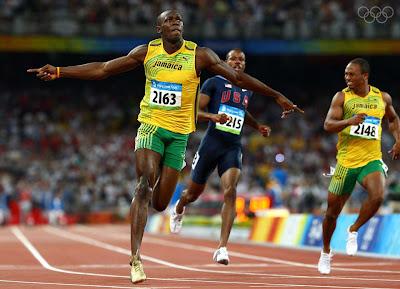 Usain Bolt - Atletismo