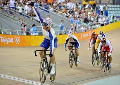 Chris Hoy - Ciclismo en pista