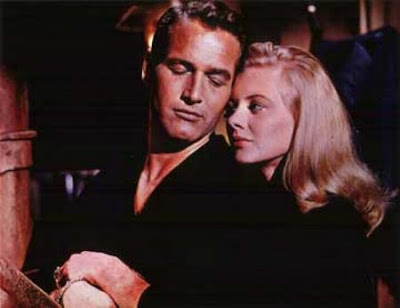 Paul Newman y Geraldine Page en Dulce pjaro de juventud (1962)
