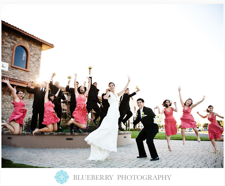 fun casa real winery wedding photographer