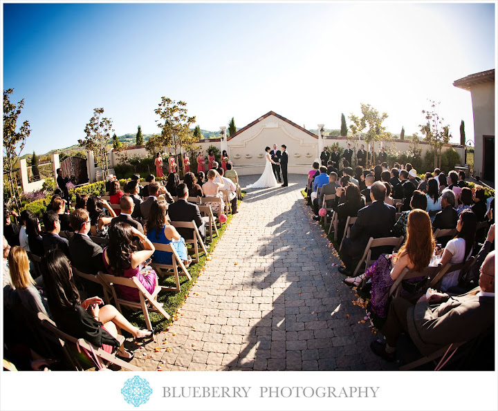 Casa real livermore winery wedding