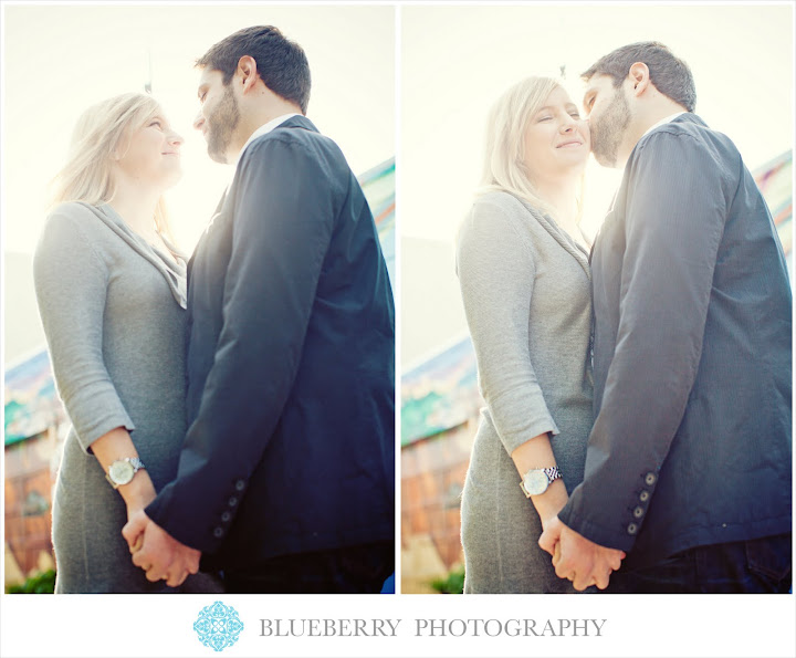 professional photography engagement