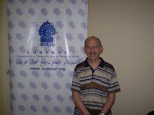 Visita de cortesía a Codenaf, del Dr. Mohamed Nechnach