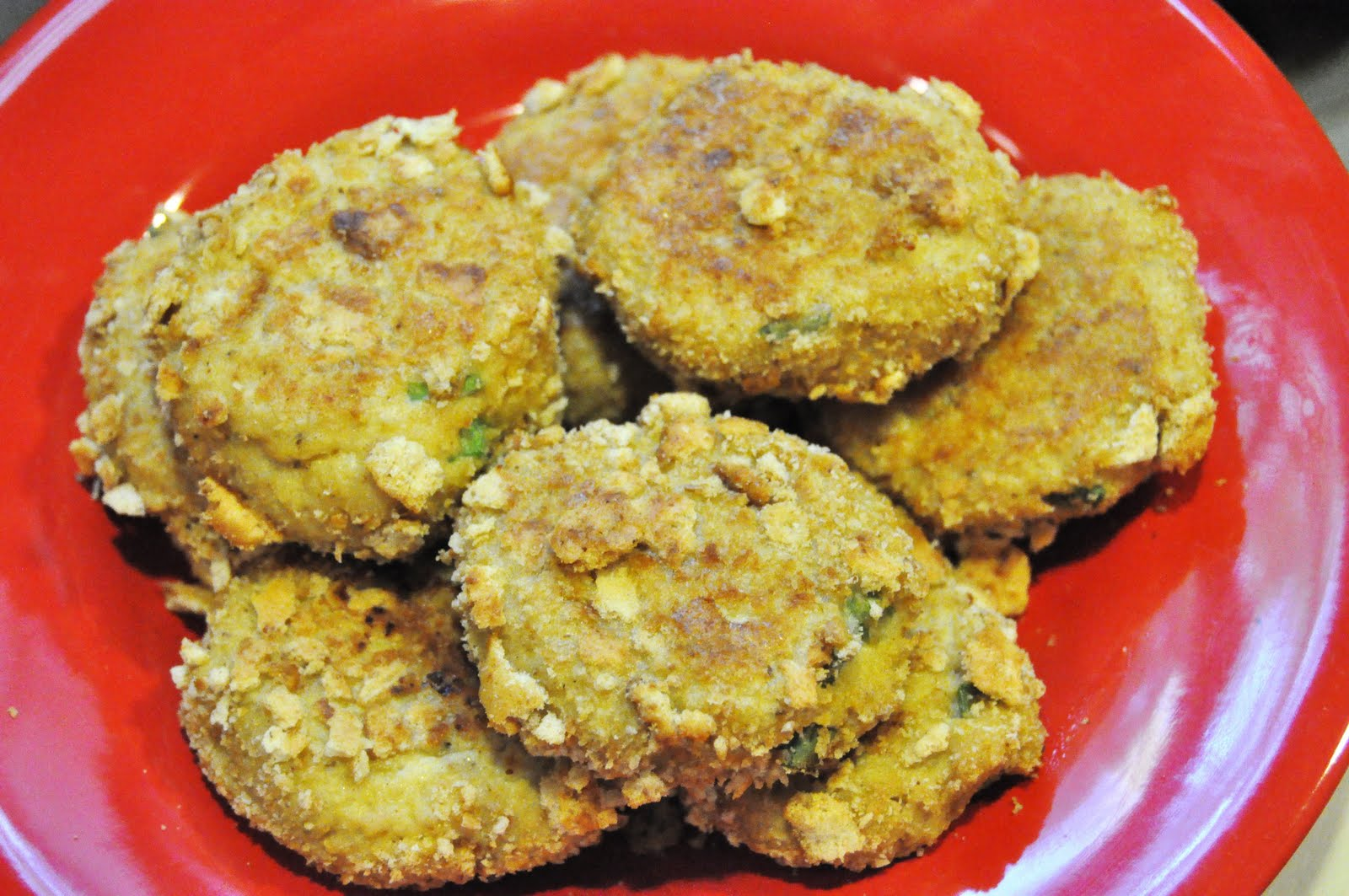 Easy Crab Cakes With Ritz Crackers