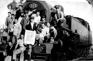 Sucesos Históricos desde 1930 hasta 1960