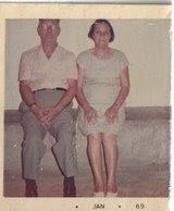 Tudo começou com este casal, meus avós queridos