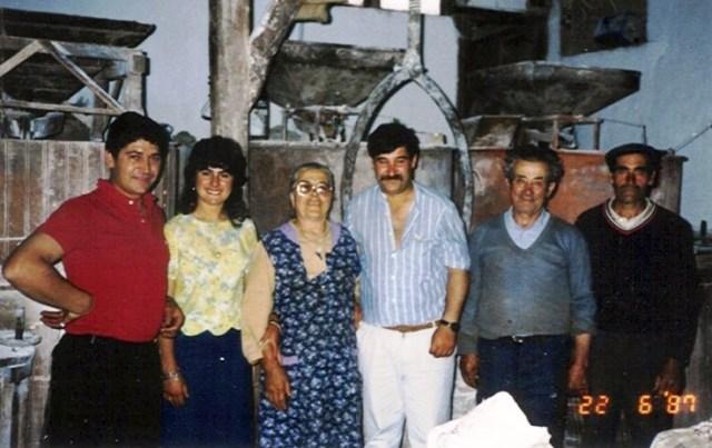 No moinho de Tio Joaquim Torrado