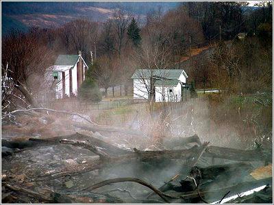 Centralia el Silent Hill Del Mundo Real Centralia-mina-combustion