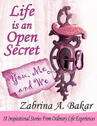 Life is an Open Secret- You, Me and We
