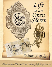 Life is an Open Secret- Ramadan Special