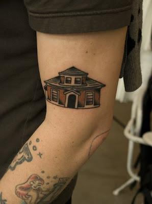 Edith Macefield tattoo