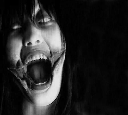 leyenda de la mujer boca cortada