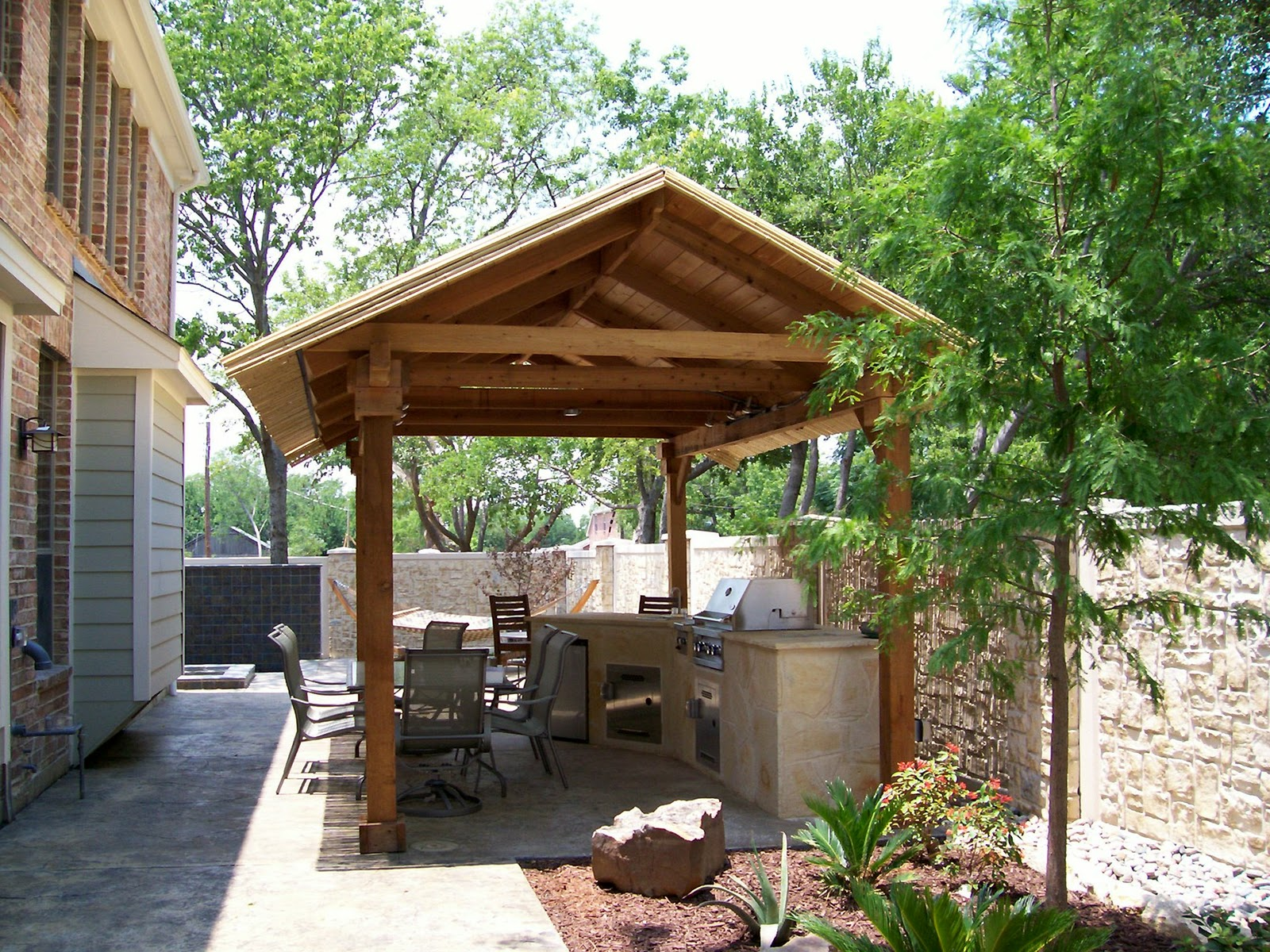 Outdoor Shade Structure Plans Submited Images Pic2Fly