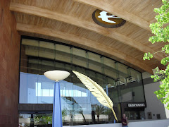 Scottsdale Civic Libray Entrance