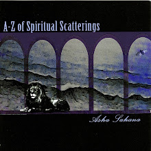 A-Z of Spiritual Scatterings