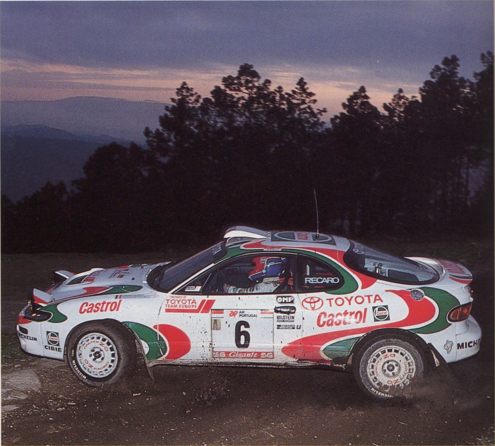 The Hyppy: A rally blog: The History of the World Rally Championship ...