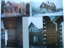 Husets olika skeden