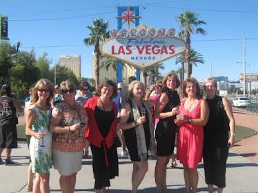 Las Vegas, Baby.