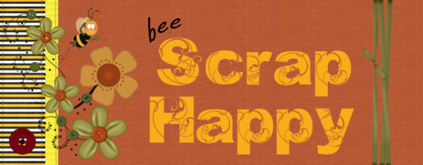 Bee Scrap Happy
