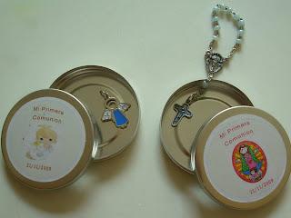 Souvenirs para primera comunion, baby shower, bautizo, matrimonio etc.