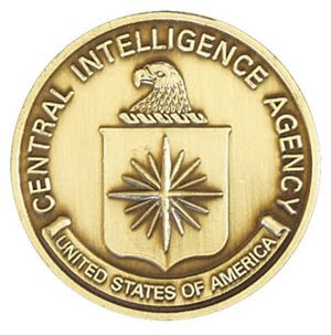 Logo de la Agencia Central de Inteligencia