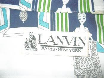 Fantastico vestido Lanvin autentico em perfeito estado, tem que ser seu!