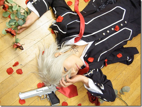Read And Download Manga For Free: Vampire Knight Cosplay