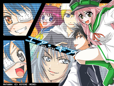 #22 Air Gear Wallpaper
