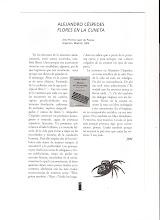 Reseña: Revista Hilos de araña, nº 3, por Juan Ramón Mansilla