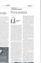Reseña: Andalucía Información, por Jorge de Arco