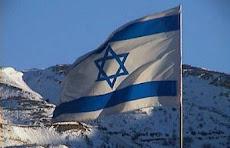 SVENTOLI LA BANDIERA ISRAELIANA IN SEGNO DI VITTORIA