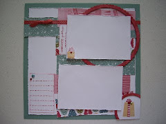 stampin class layout