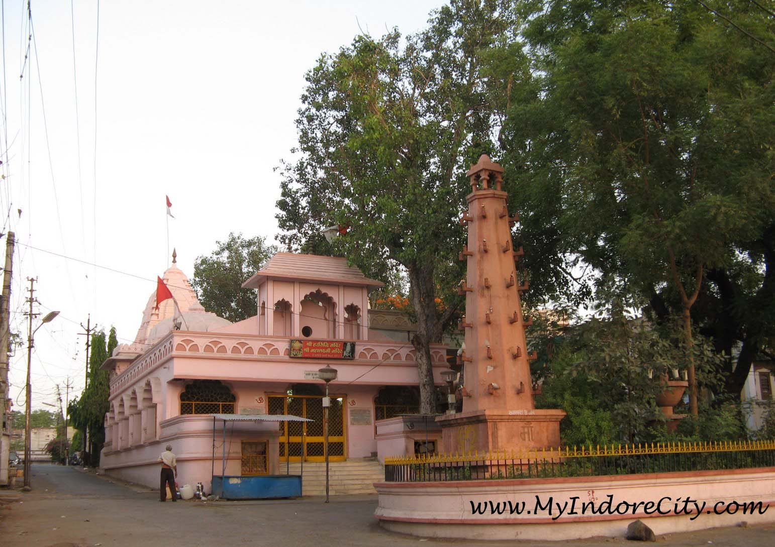 Image result for indore harsiddhi temple