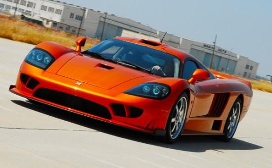 Saleen Twin Turbo