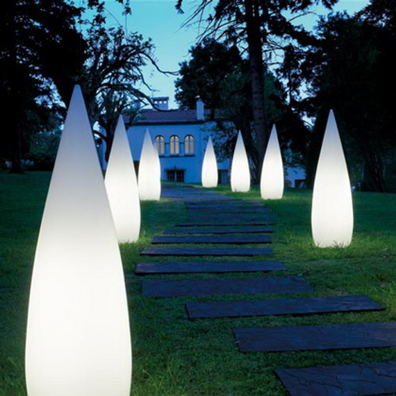 Outdoor Garden Lighting Fixtures
