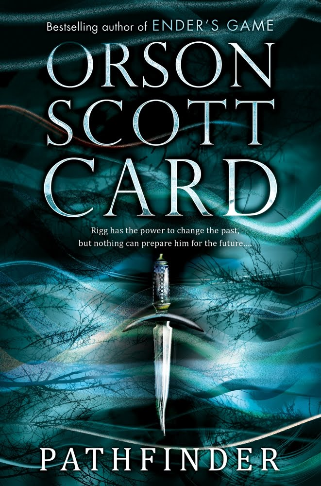 really enjoyed reading 'Pathfinder' written by Orson Scott Card. It