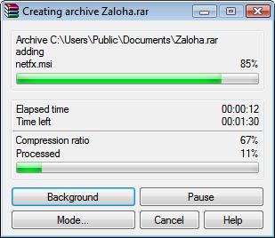 WinRAR 3.7 beta 1