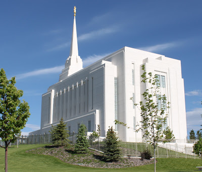 Rexburg Idaho Temple Open House The Rexburg Idaho Temple