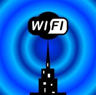 Linea estilo caracol!!! Wifi