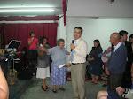 Verbo da Vida São Paulo envia Evangelista Alexander konig para Argentina