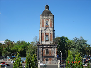 travel, Jaro, Bell Tower, Iloilo, Philippines