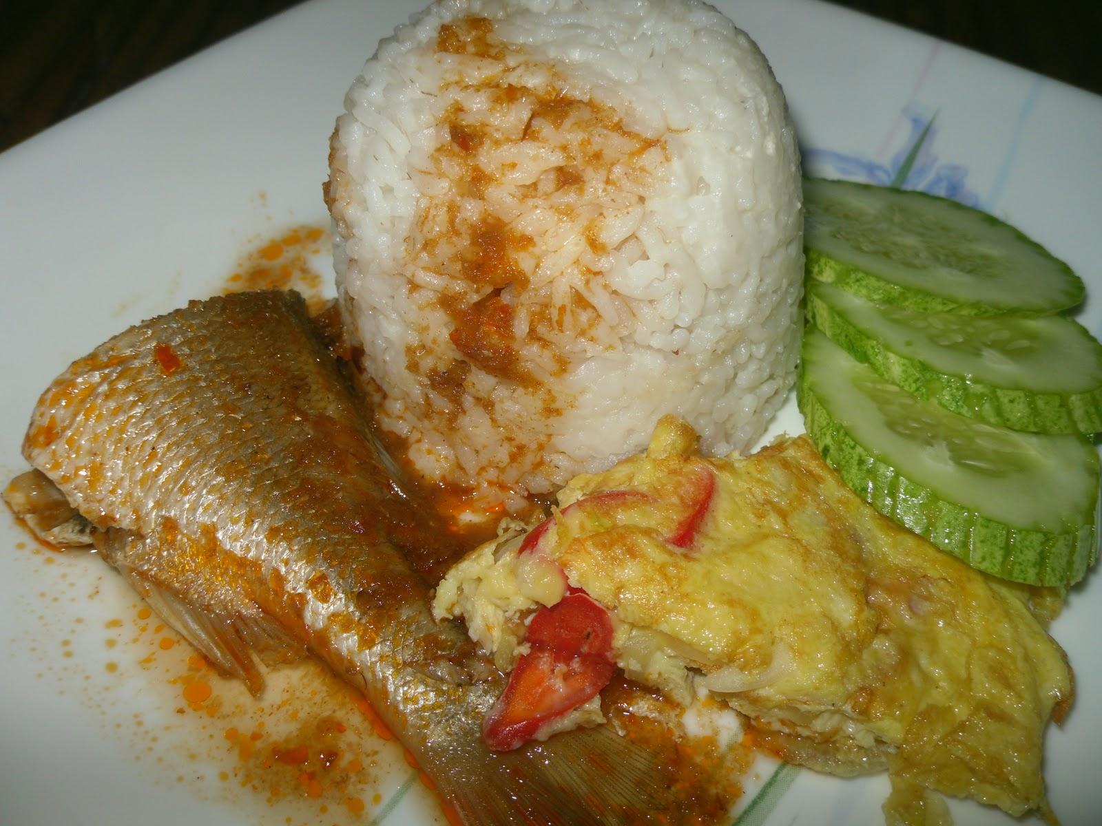 Resepi  Nasi  Lemak  Guna  Rice  Cooker