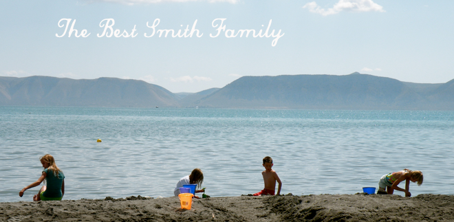 The Best Smith Family Blog