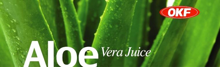 OKF's Aloe Vera Juice