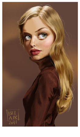 Francois Belair caricature Seyfried