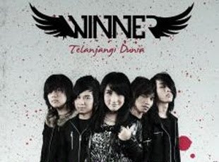 WINNER BAND - KESAKTIANMU