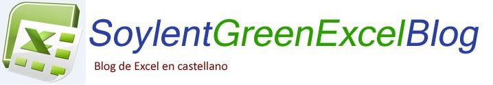 Soylent Green (El blog de Excel en español)
