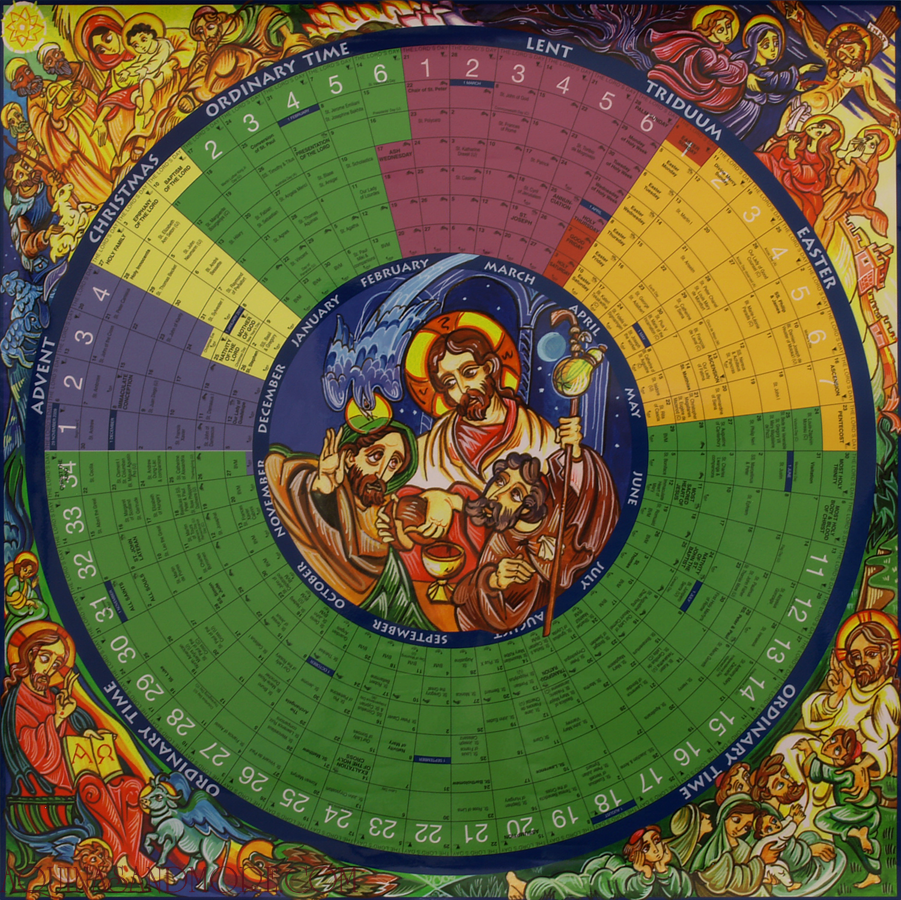 Experimental Theology: The Liturgical Year for Dummies