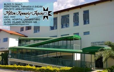 Diálise Farmácia Hospital Alzira Velano - Milton Kennedy