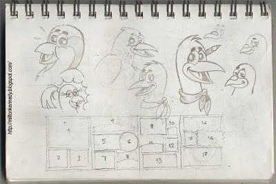 Sketches Esboços